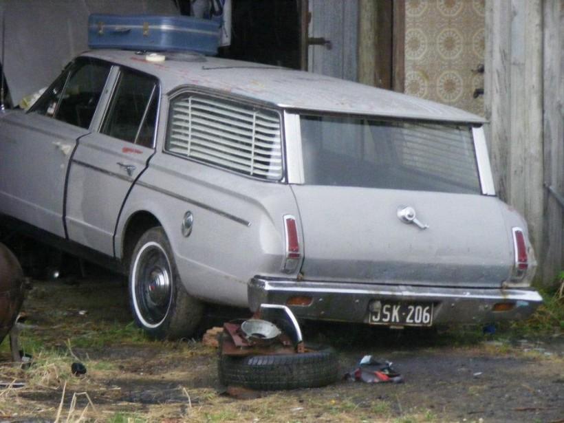 1967 Chrysler VALIANT SAFARI