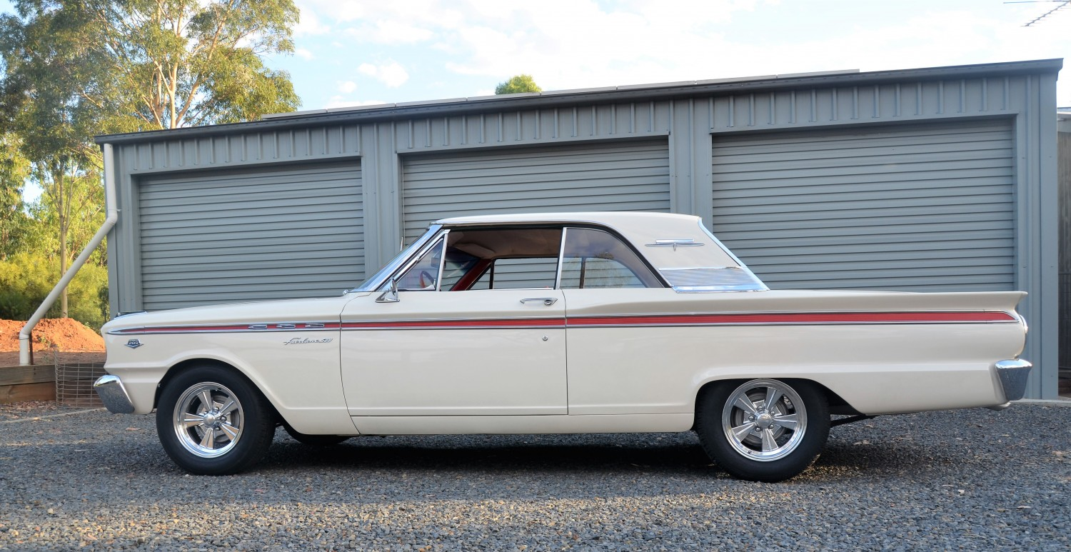 1963 Ford Fairlane 500 Sports Coupe K-Code