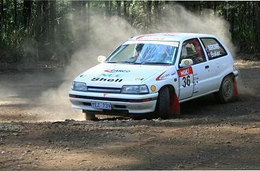 1991 Daihatsu Charade Raybak Shannons Club