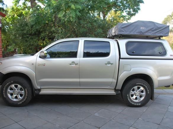 2009 Toyota Hilux Sr5 Allenpaul Shannons Club