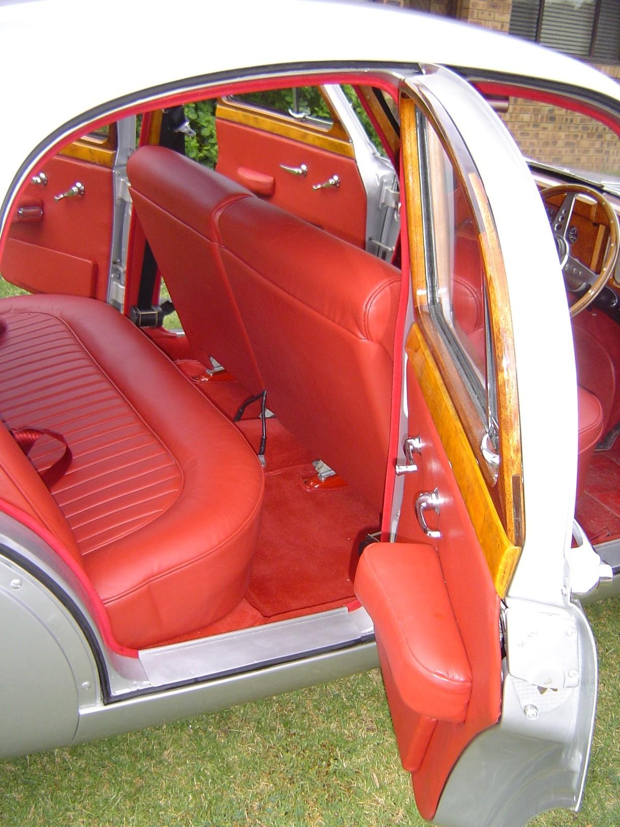 1958 Jaguar MK1 - gunterberthold - Shannons Club