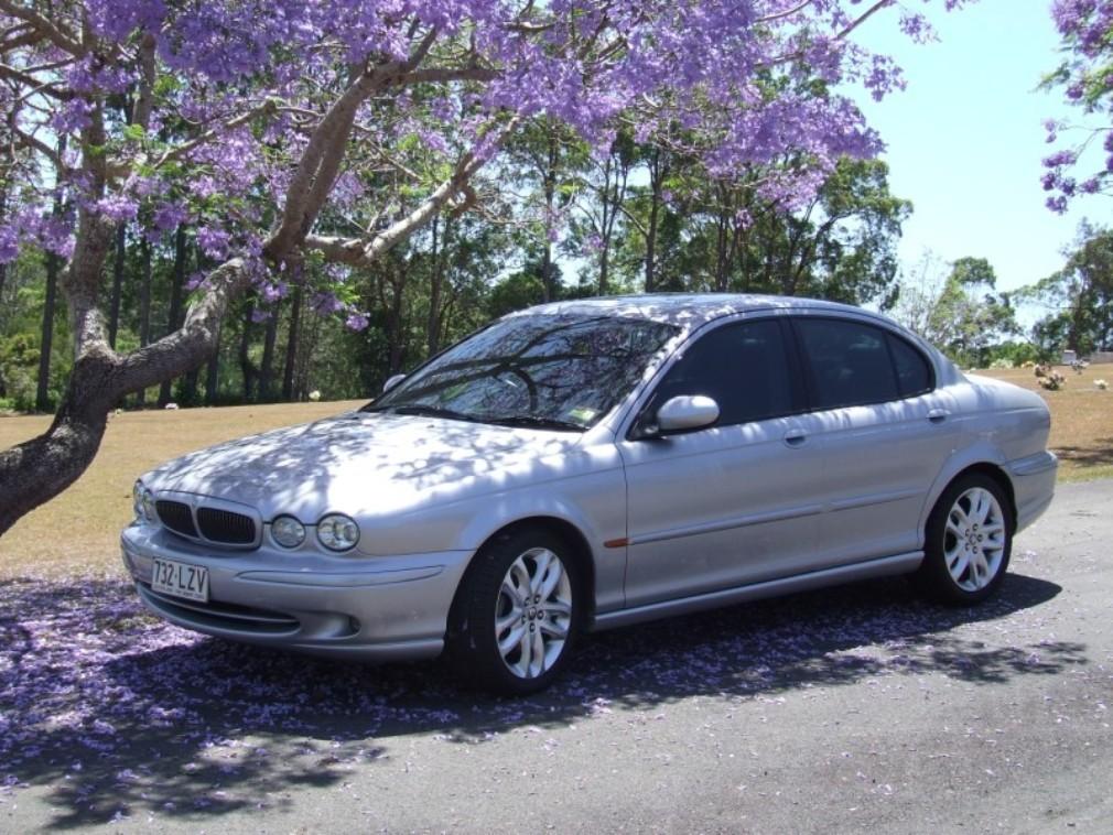 2002 Jaguar xtype 2.5 ltr sport