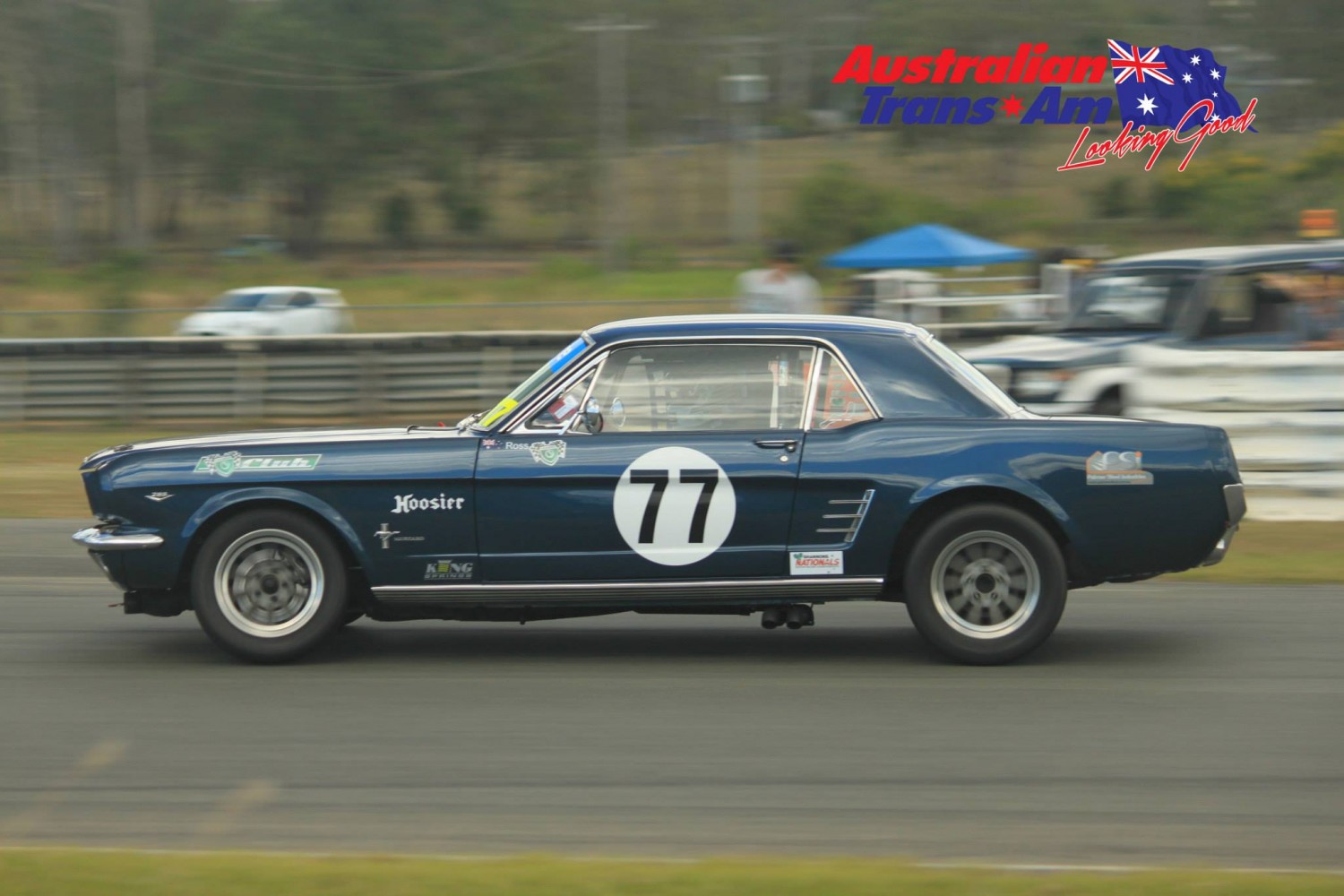 1966 Ford MUSTANG Notchback