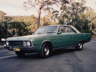 1969 Chrysler Valiant VF Regal 770 Hardtop