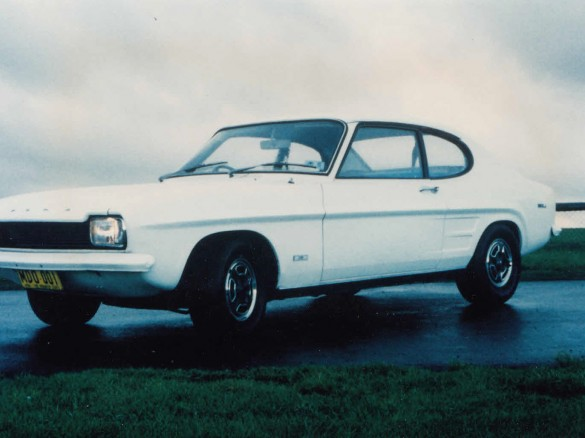Ford Capri V on Ford 302 Engine Specs