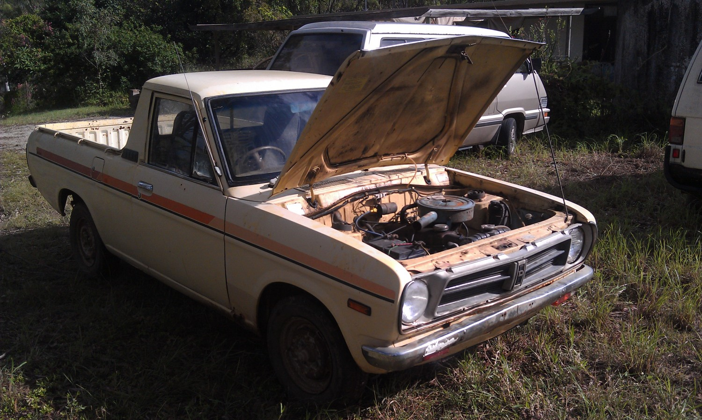 Truck Auctions Near Me >> 1985 Nissan Datsun 1200 - Nicolas - Shannons Club