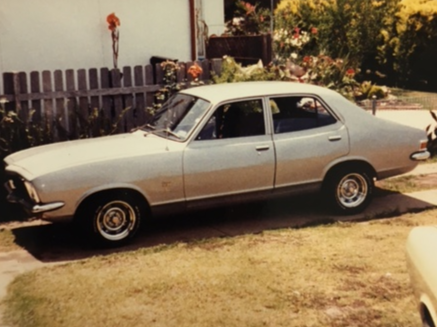 1973 Holden LJ Torana S