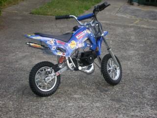 2007 Aprilia 150cc MOJITO 150
