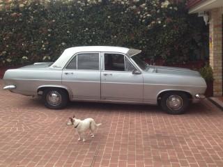 1966 Holden HR Premier