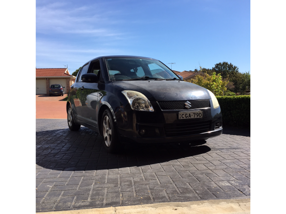 2005 Suzuki Swift EF