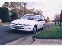 1996 Holden VS Commodore