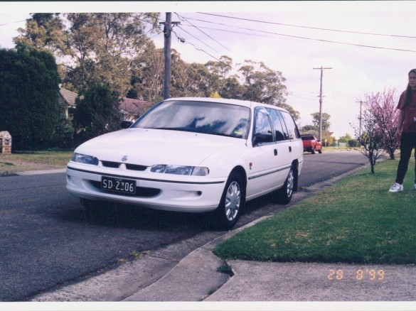 1996 Holden VS Commodore