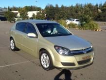 2006 Holden ASTRA CDX