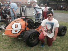 1972 Speed Car Kevin Cox Built