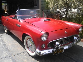 1955 Ford THUNDERBIRD CONVERTABLE
