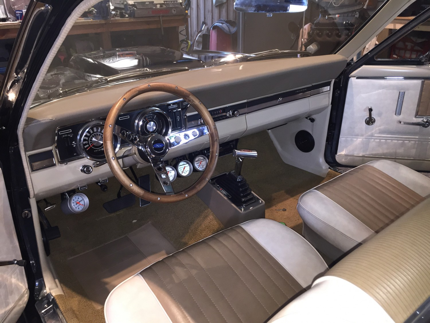 1966 Ford Falcon Futura Sports Coupe - 662dr - Shannons Club