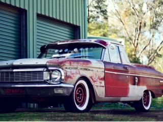 1965 Ford XP FALCON UTE