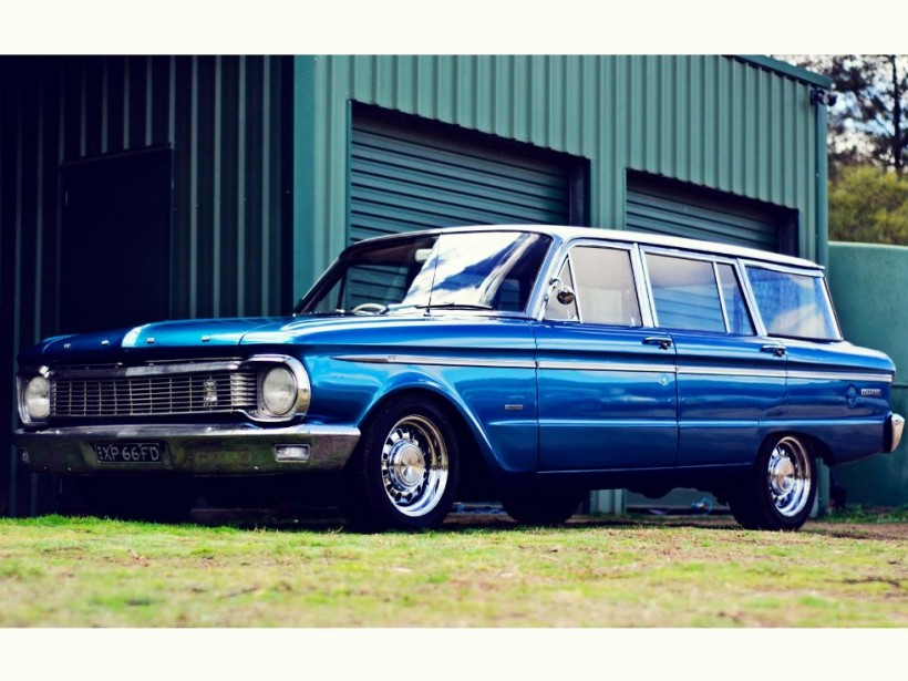 1966 Ford XP Falcon Wagon