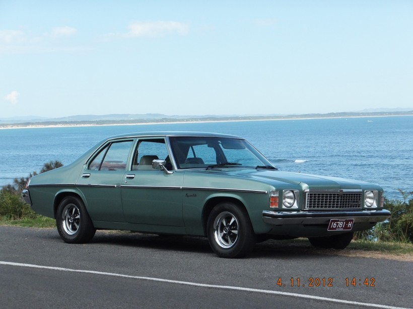 1979 Holden HZ Kingswood SL
