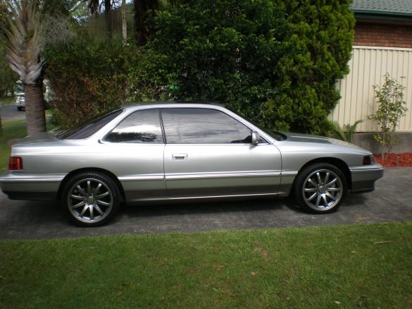 1989 Honda Legend Coupe Beavis50 Shannons Club