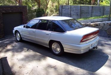 Coupe Vs Sedan >> 1998 Holden VS CAPRICE SERIES III. - Framptonite ...