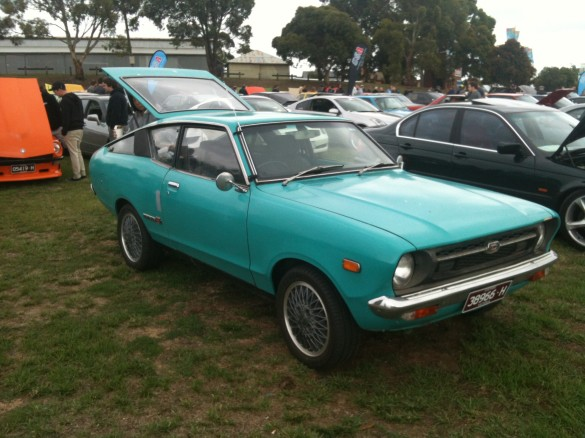 1975 Datsun 120Y Coupe - Skyline59 - Shannons Club