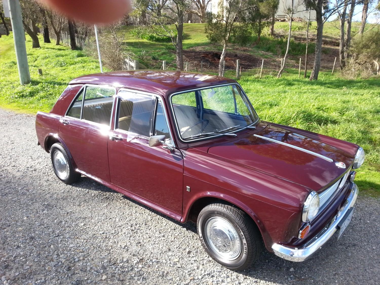 1968 Morris 1100