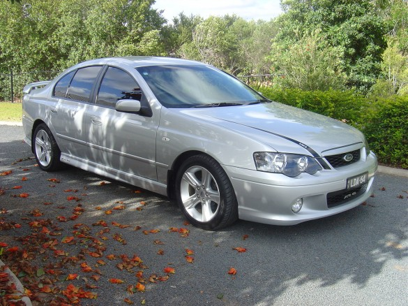 Used car review Ford Falcon BF/BFII 2005-2007 | CarsGuide