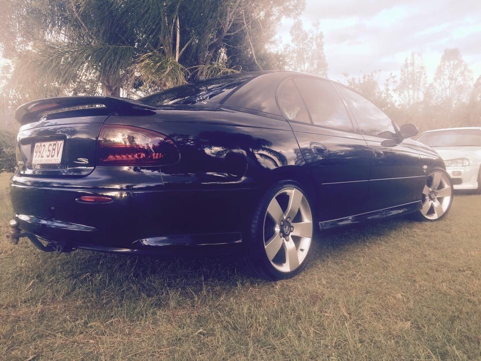 2002 Holden Commodore VX SERIES 2 S