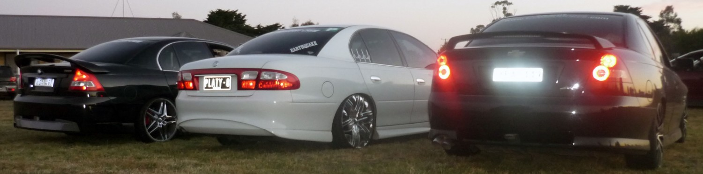 2004 Holden COMMODORE