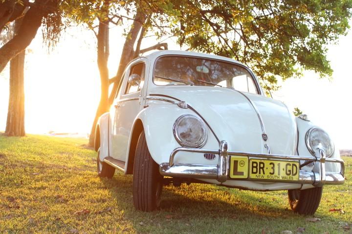 1962 Volkswagen Beetle