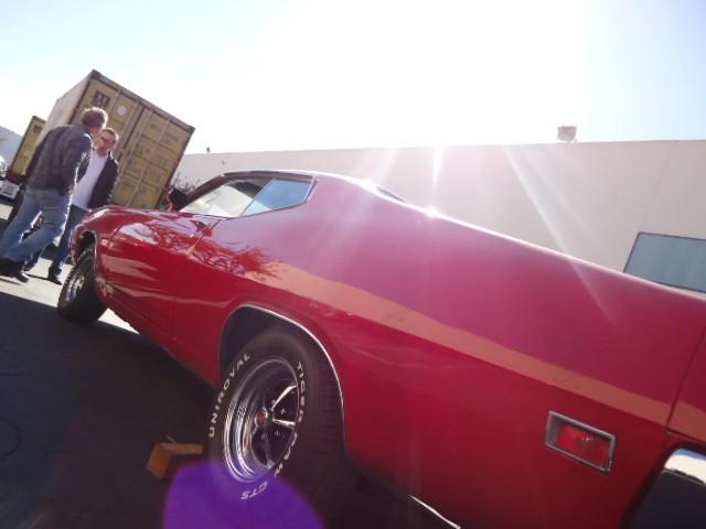 1970 Ford Torino COBRA JET 429 4V RAM AIR - CrimsonTide