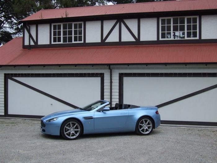 2008 Aston Martin Vantage Volante V8