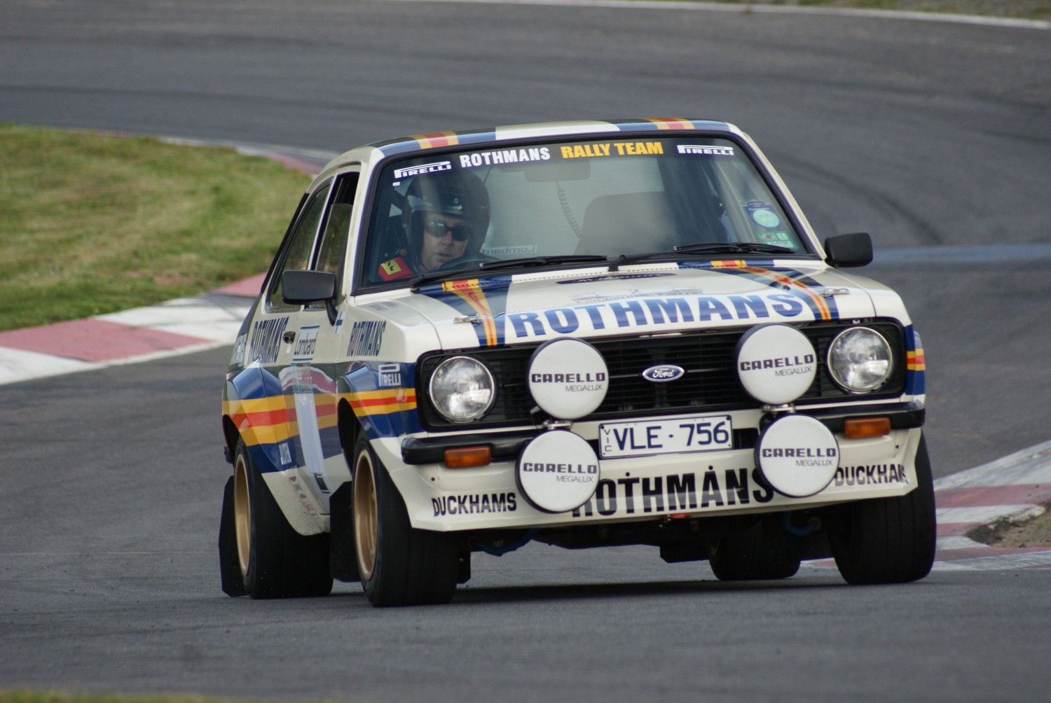 1979 Ford Escort RS
