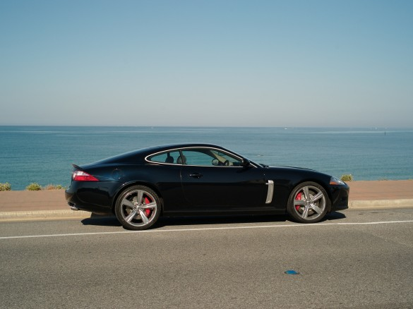 2007 Jaguar XKR Portfolio