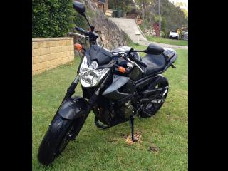 2010 Yamaha 600cc XJ6N