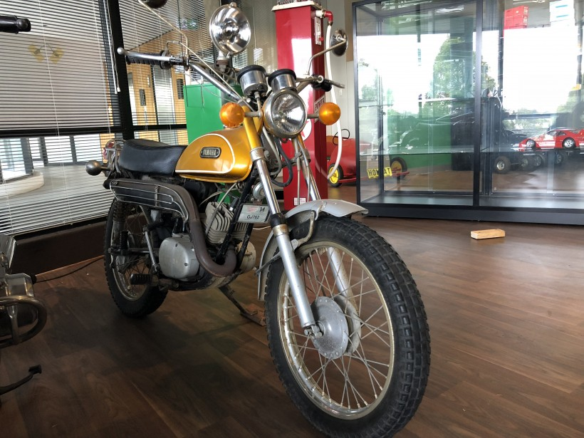 1970 Yamaha AT1E