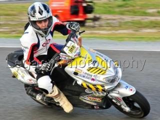 2006 Yamaha 49cc AEROX 50 - YQ50