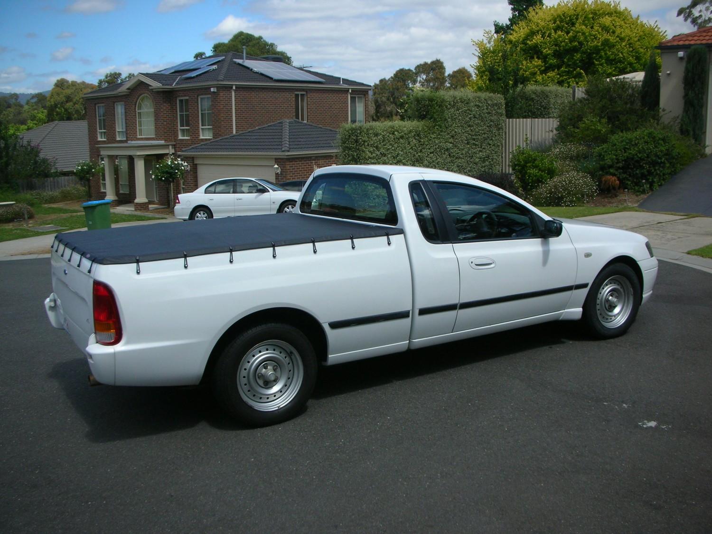 2005 Ford FALCON (LPG)