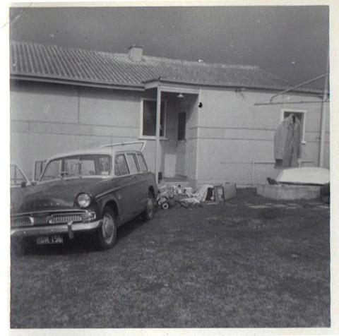1959 Hillman Minx