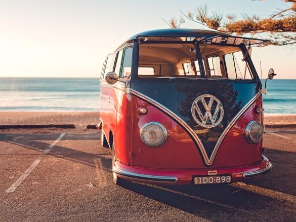 1962 Volkswagen Split screen kombi