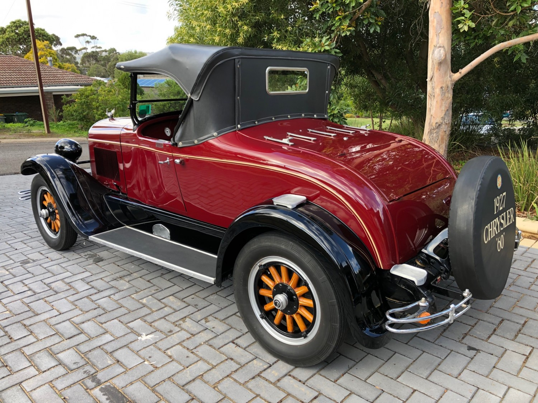 1927 Chrysler Chrysler 60 Roadster