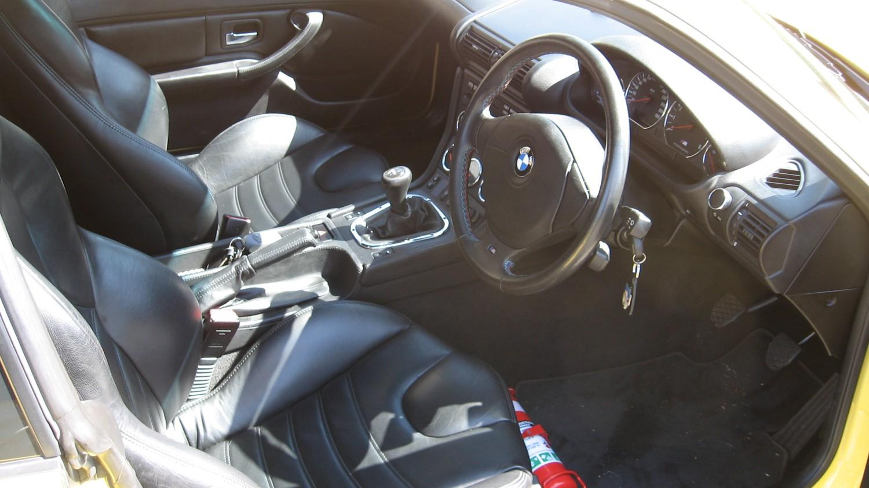 1999 BMW M coupe  E36-8