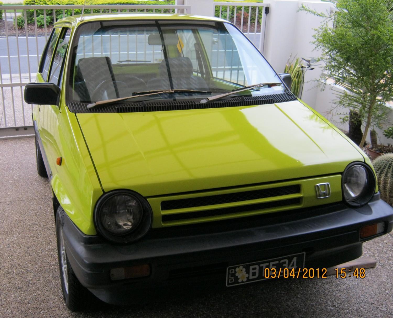 1983 Honda City Pro-T Van - TURBO - Shannons Club