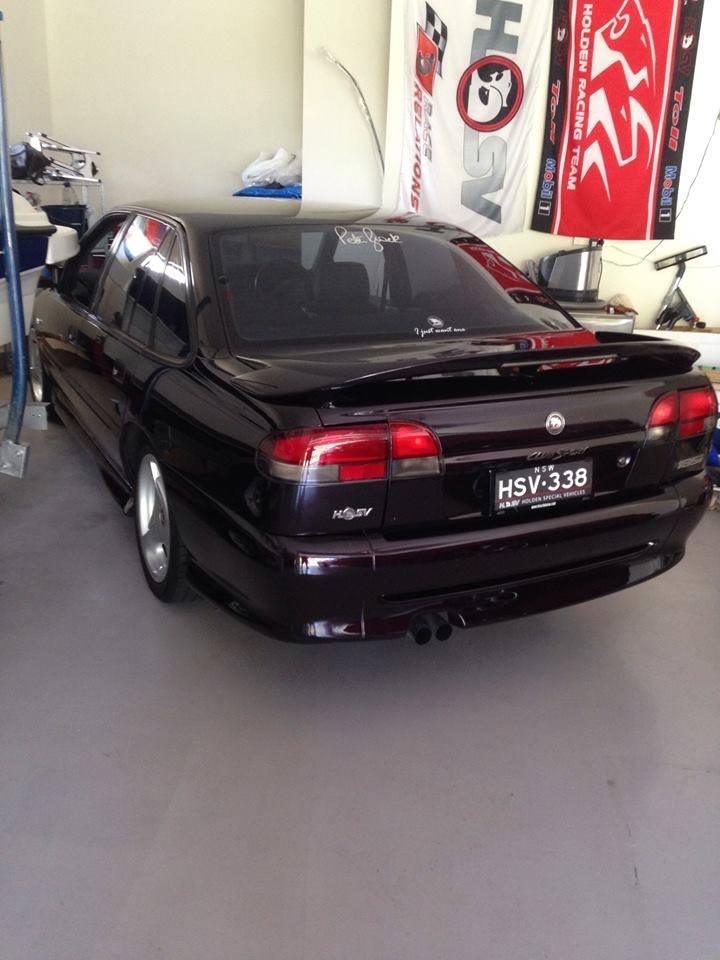 Sedan Vs Coupe >> 1995 Holden Special Vehicles VS Clubsport - VFSV440 - Shannons Club