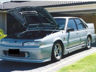 1988 Holden Special Vehicles COMMODORE VL SS GROUP A Build #4XX