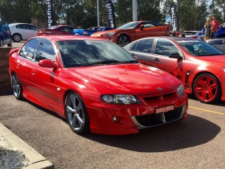 2002 Holden Special Vehicles VX XU6 Series II