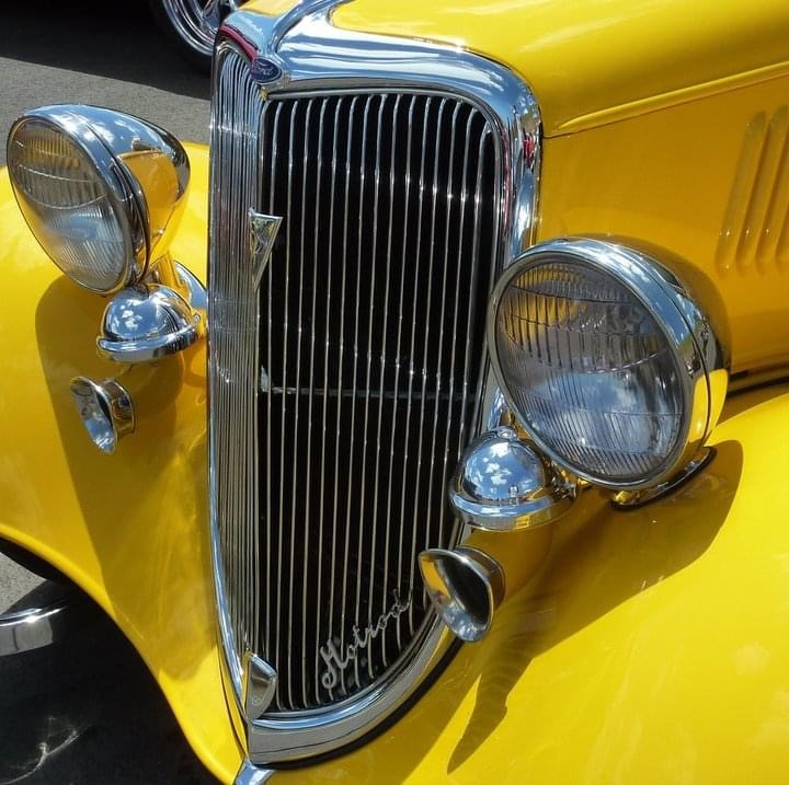 1934 Ford C