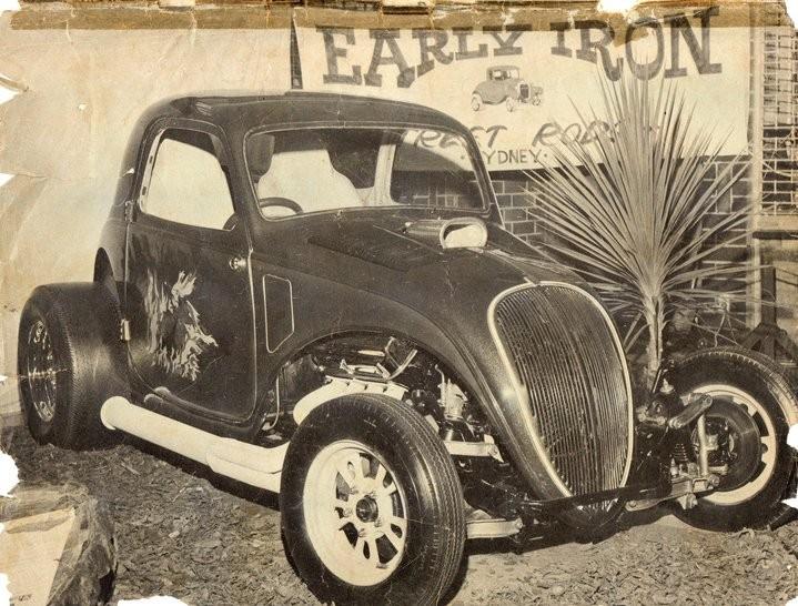 1948 Fiat Topolino