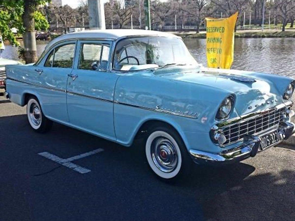 1961 Holden EK SPECIAL